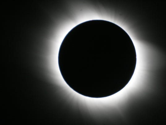 Solar eclipse 2017 sun mostly clear skies in the for Weather forecast solar eclipse 2017