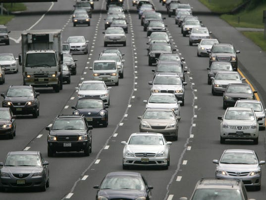 Delays On Garden State Parkway Due To Accident In South