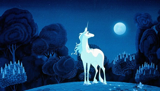 """The Last Unicorn"" horns its way into Saturday night's ""Time Warp"" lineup of 1980s fantasy films at the Summer Quartet Drive-In."