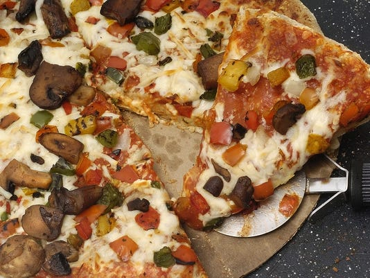 frozen pizza