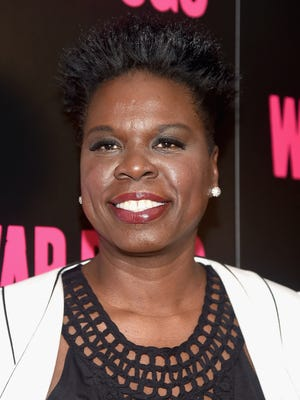 Leslie Jones' website was reportedly hacked on Wednesday, with personal photos and information posted online.