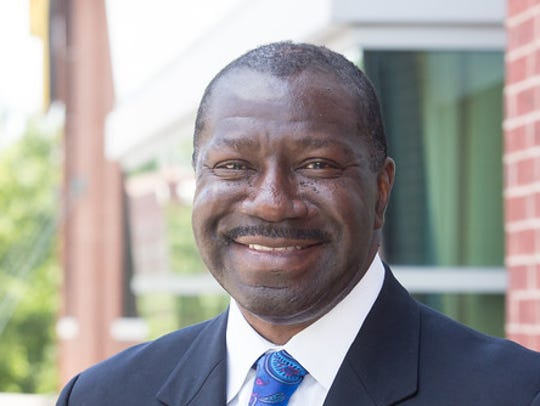 Harold Collins, vice president for Community Engagement