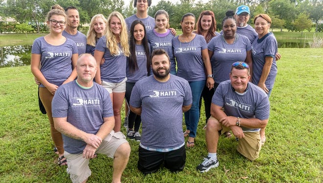 Members of a church group from Cape Coral have been stranded in Haiti while there is unrest in that country that has prompted airlines to cancel flights.