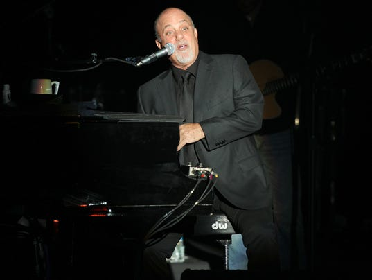 AP Billy Joel Performs At The Paramount