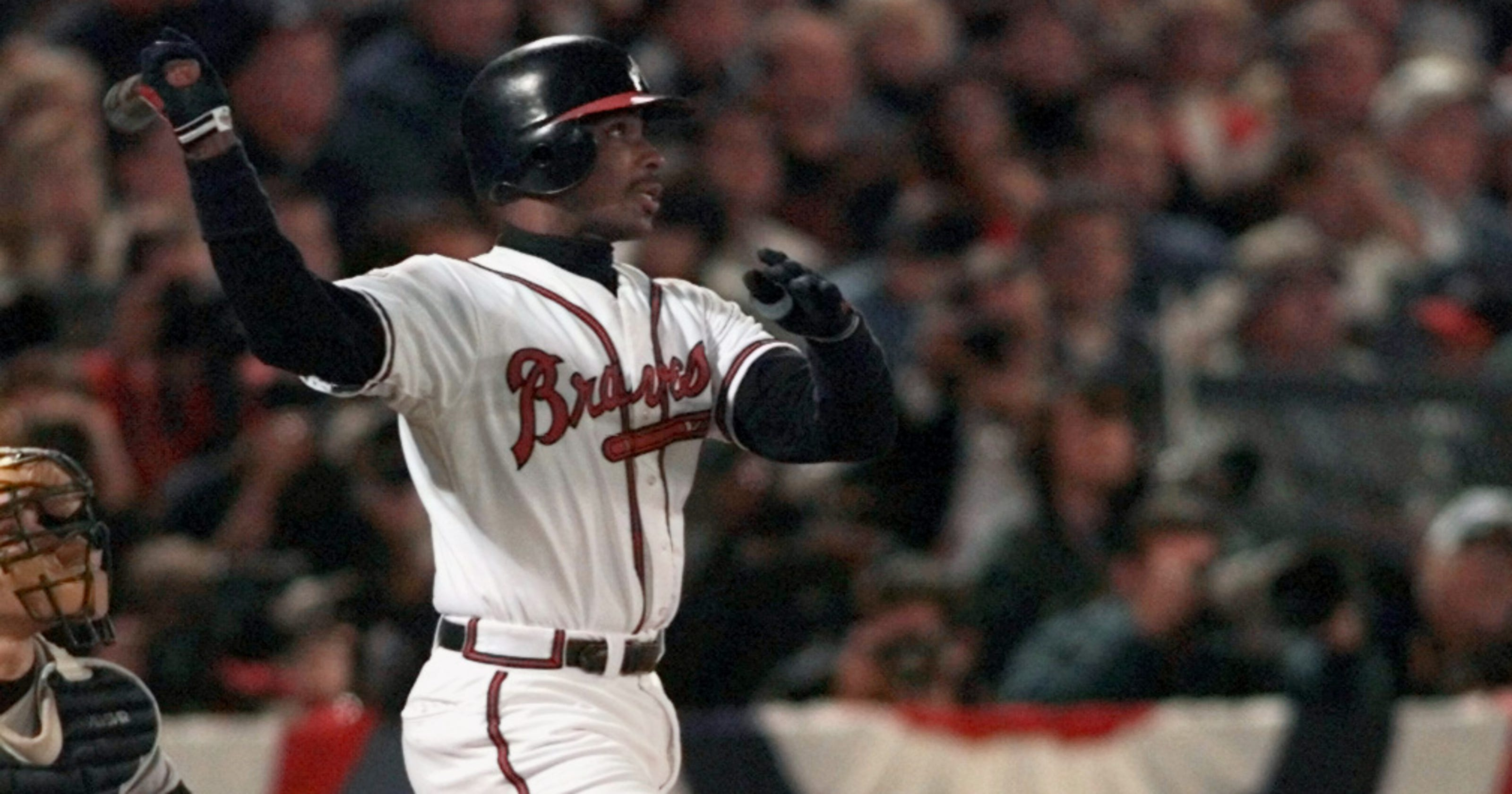 super popular 495d4 3ff48 Hall of Fame: Fred McGriff dwarfed by offensive era