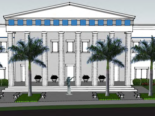 Athenian Charter Academy of Estero might be built on Via Coconut Point in Estero.