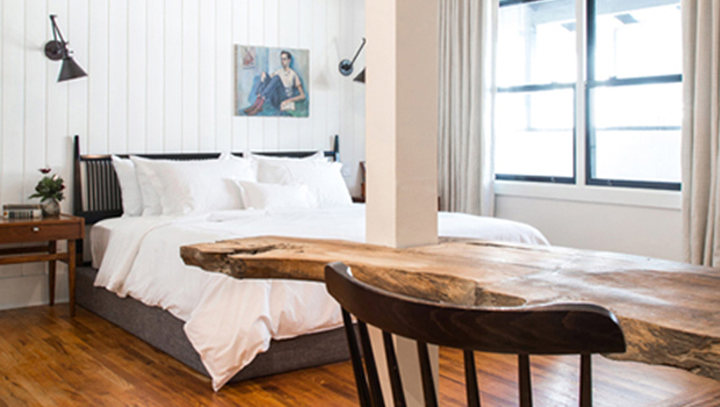 The tiniest boutique hotels in the world for Boutique hotel usa