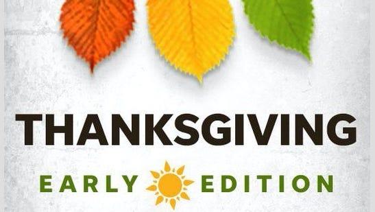 Star Thanksgiving edition