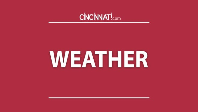 Temperatures in Cincinnati have climbed back up toward summer-like highs.