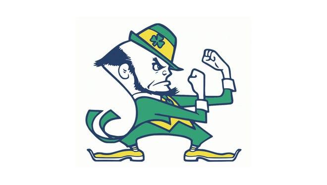 Notre Dame's Fighting Irish logo