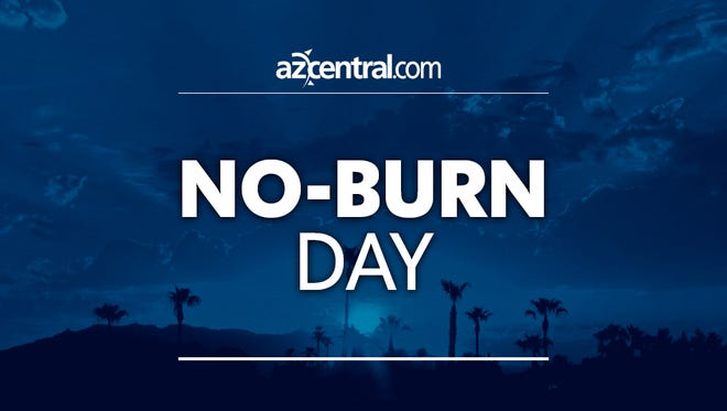 No-burn day