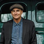 James Taylor landed a No. 1 album on the Billboard charts earlier this year.