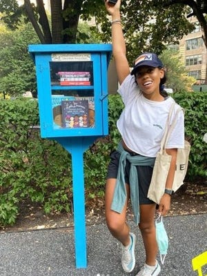 Sarah Kamya, of Arlington, and Onikah Asamoa-Caesar have already started diversity initiatives around the country to better educate Americans through the most powerful of tools: reading.