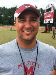 Dan Novak stepped down after one season at Milford