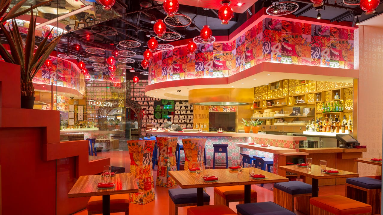 The dining scene in Las Vegas has drastically outgrown its trademark cheap buffets. Get ready to explore!