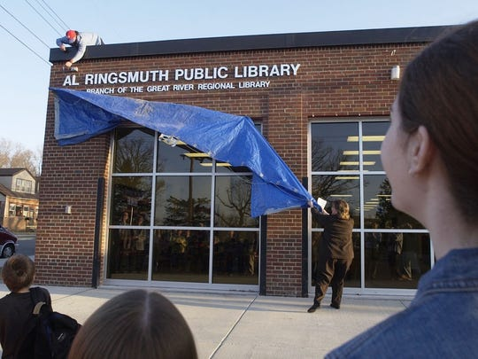 The Waite Park library reopened as the Al Ringsmuth