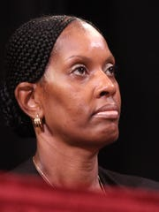 Monica George-Fields was announced as a member of three-person