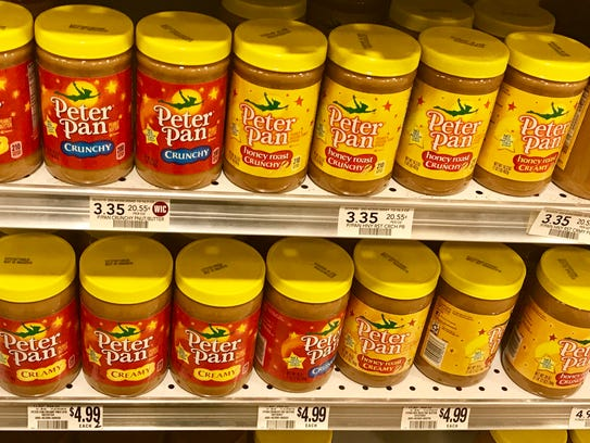 Stock up on Peter Pan peanut butter at Publix and earn