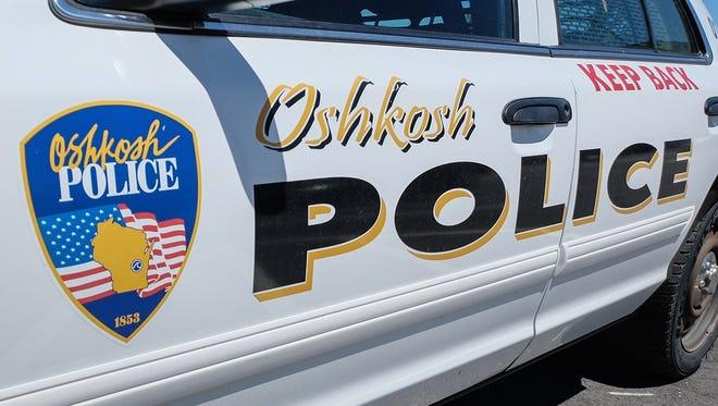 .Oshkosh Police Department squad car