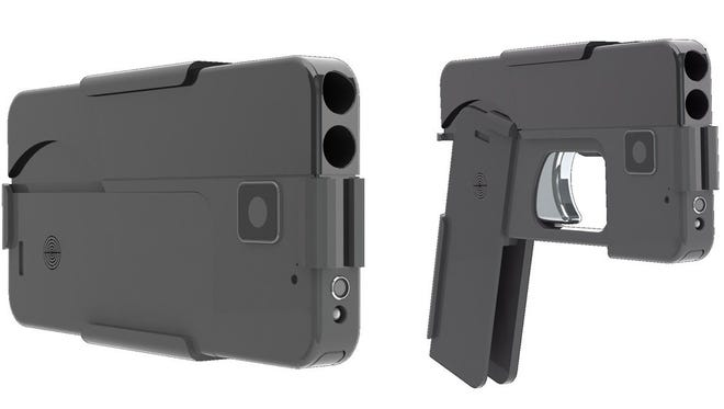 A  Minnesota company is making national headlines for a gun that's not even on the market yet.