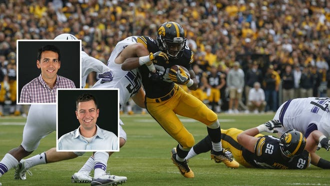 """The Hawkeyes are 2-1 in their last three games. Saturday's match-up against Minnesota is a """"must-win"""" for the team."""