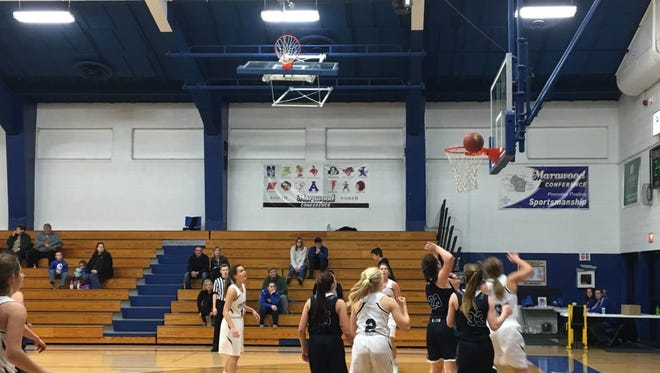 Columbus Catholic overcame a second half deficit for a second straight game to win the Cranberry Classic girls title.