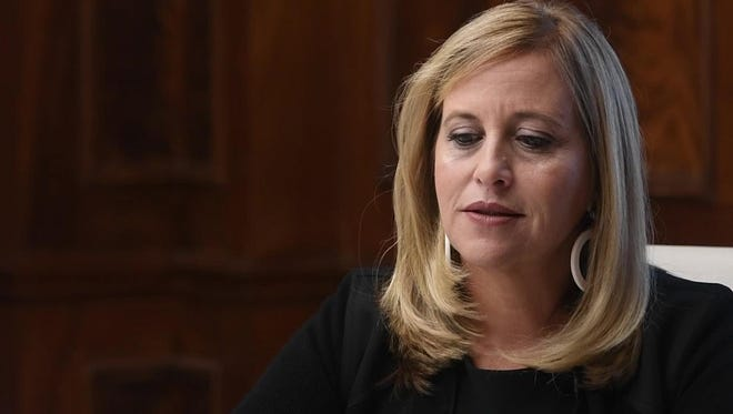 Nashville Mayor Megan Barry has admitted to having an affair with the head of her security detail.
