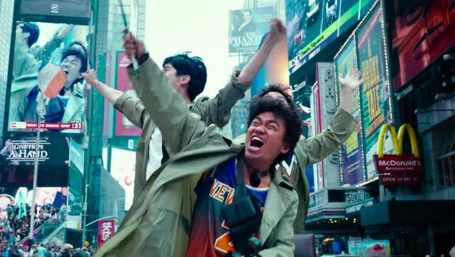 """The wacky """"Detective Chinatown 2"""" takes place in New York City."""