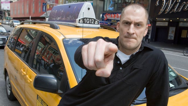 "Ben Bailey serves as the host of ""Cash Cab."""
