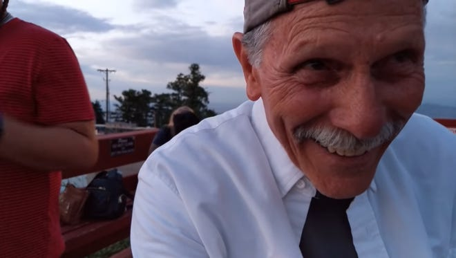 A proposal video did not go quite as planned when Camarillo resident John Hart accidentally filmed himself instead of the couple.