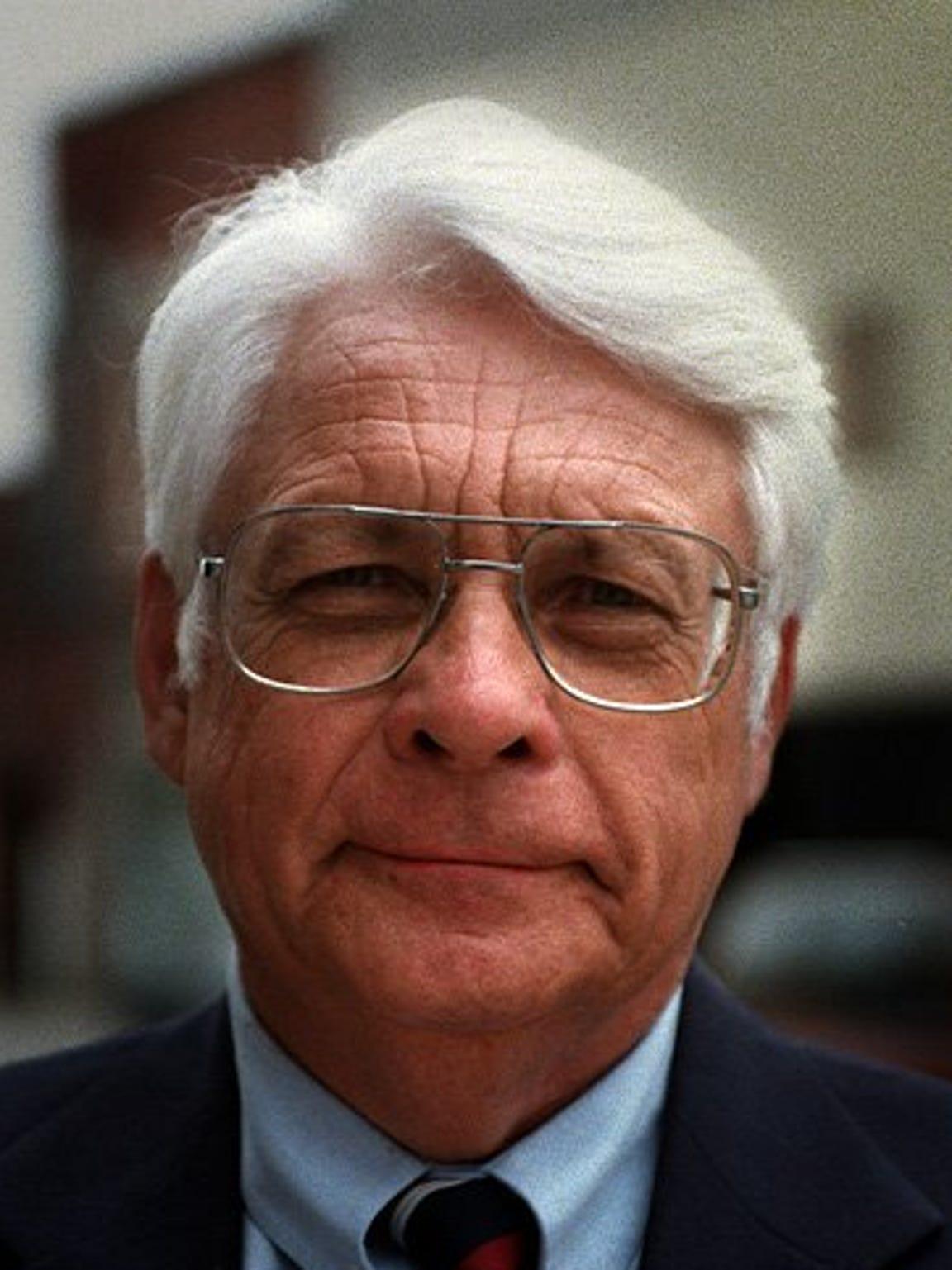Jim Boyt in 1996.