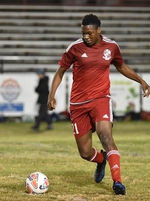 Ruston's Nnamdi Nwoha continues to improve in a Dallas hospital.