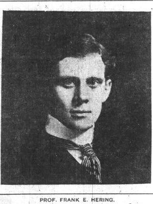 Frank Hering in 1902