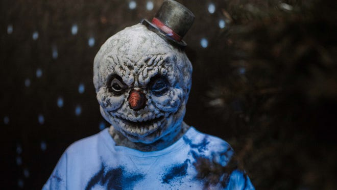 """Son of Scarevania Haunted House will be open for a special one-night-only Christmas-themed haunt, """"A Christmas Scarol,""""8 p.m.-midnight Dec. 16 at Cornerstone Center for the Arts."""