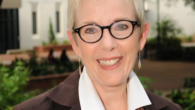 Susan Fiorito, FSU Faculty Senate President.