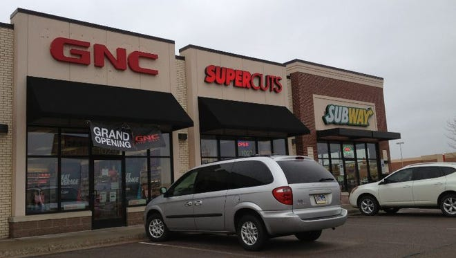 GNC has opened in the Dawley Farm retail area