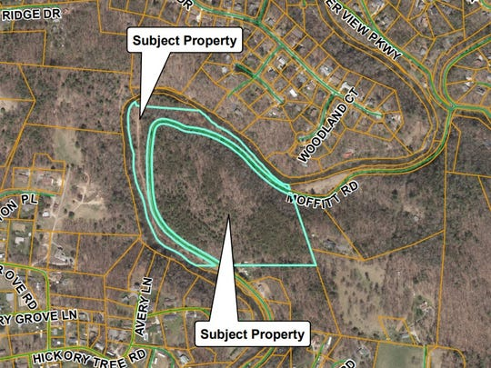 A South Carolina-based property developer has filed a federal lawsuit against Buncombe County alleging it skirted its zoning ordinances last year when a county board shot down plans for a 214-unit East Asheville apartment project.
