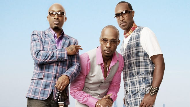 Tony! Toni! Toné! is currently comprised of D'Wayne Wiggins, Timothy Christian Riley and Amar Khalil.
