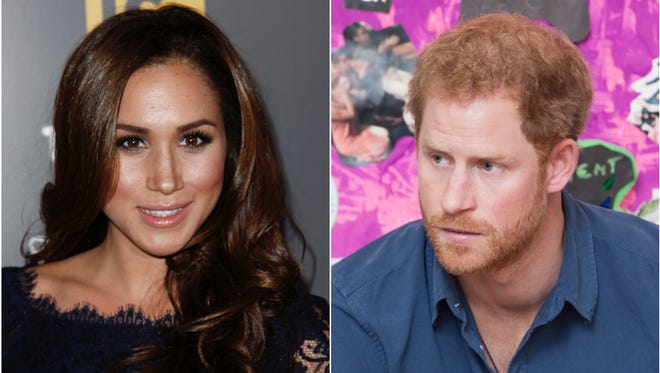 Prince Harry took the unusual step of confirming his relationship with American actress Meghan Markle in an attempt to get the press to back off her.