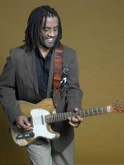 Louisiana bluesman Kenny Neal