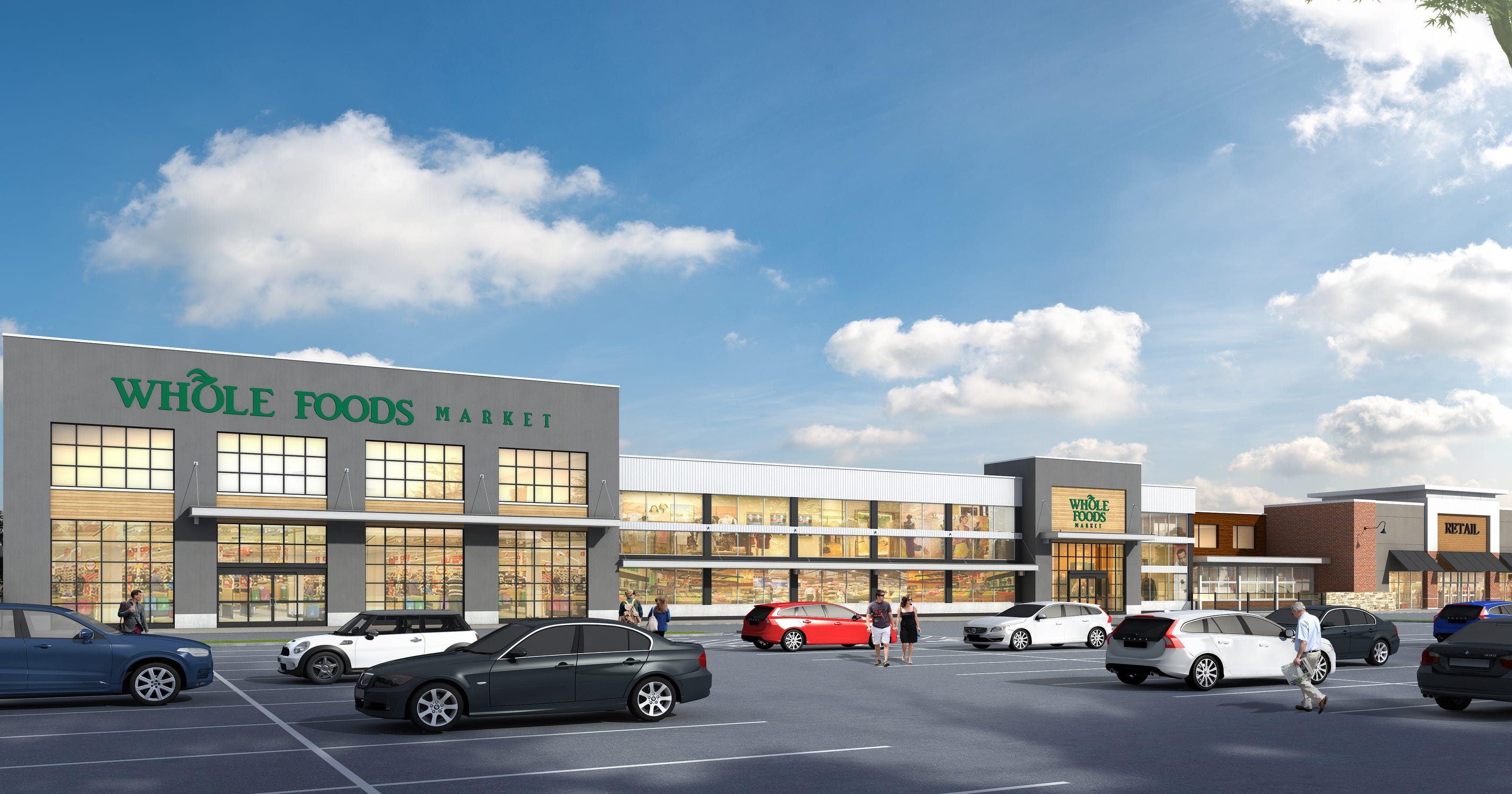 Waterview Marketplace Project In Parsippany Adds Three New Tenants