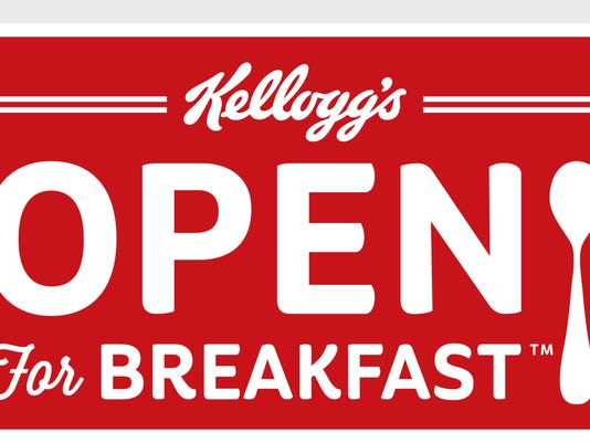 Kellogg Company Open For Breakfast
