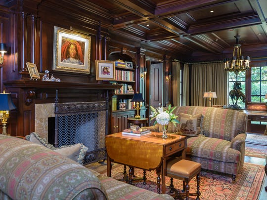 Famous Ewing mansion from 'Dallas' for sale
