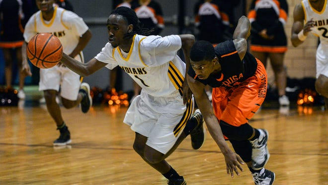 Donnie Perkins and Fair Park fell short in the quarterfinals Friday.