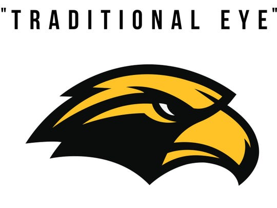 """""""Traditional Eye"""" option for the new Southern Miss"""