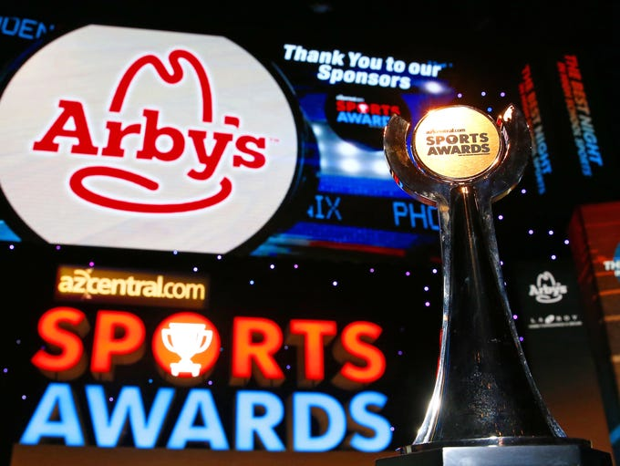 The second annual azcentral.com Sports Awards on Sunday,