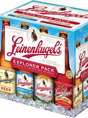Leinenkugel is offering its Leinenkugel's Original beer nationwide through the company's Fall Explorer Packs.