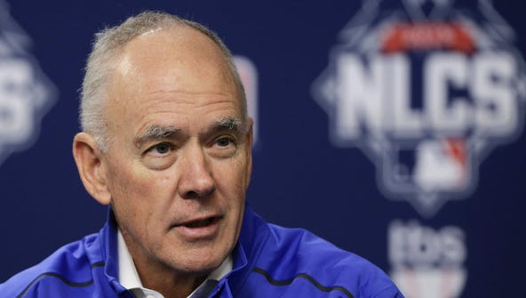 Sandy Alderson did not make any moves during the Winter