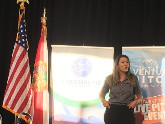 Stephanie Gomez, co-founder, president and CEO of Naples-based