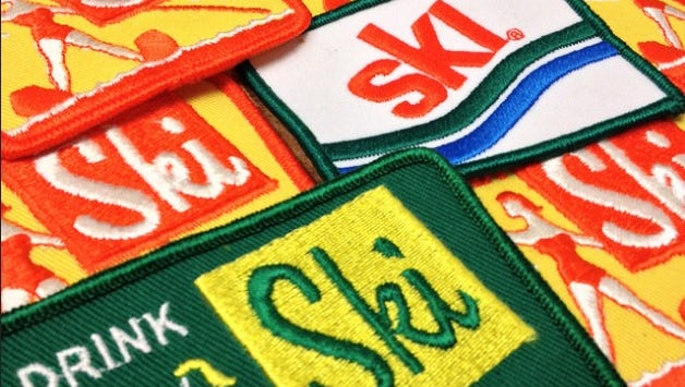 Ski patches